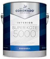 Roswell Paint Center (in.SIDE.out) Super Kote 5000 is designed for commercial projects—when getting the job done quickly is a priority. With low spatter and easy application, this premium-quality, vinyl-acrylic formula delivers dependable quality and productivity.boom
