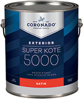 Roswell Paint Center (in.SIDE.out) Super Kote 5000 Exterior is designed to cover fully and dry quickly while leaving lasting protection against weathering. Formerly known as Supreme House Paint, Super Kote 5000 Exterior delivers outstanding commercial service.boom